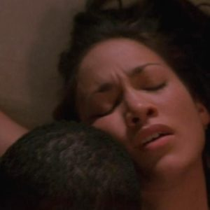 Jennifer Lopez sex scene in bed