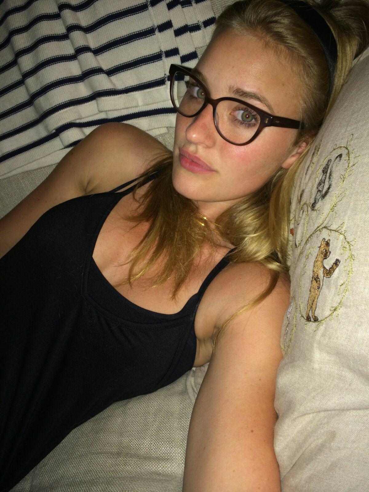 AJ Michalka ass