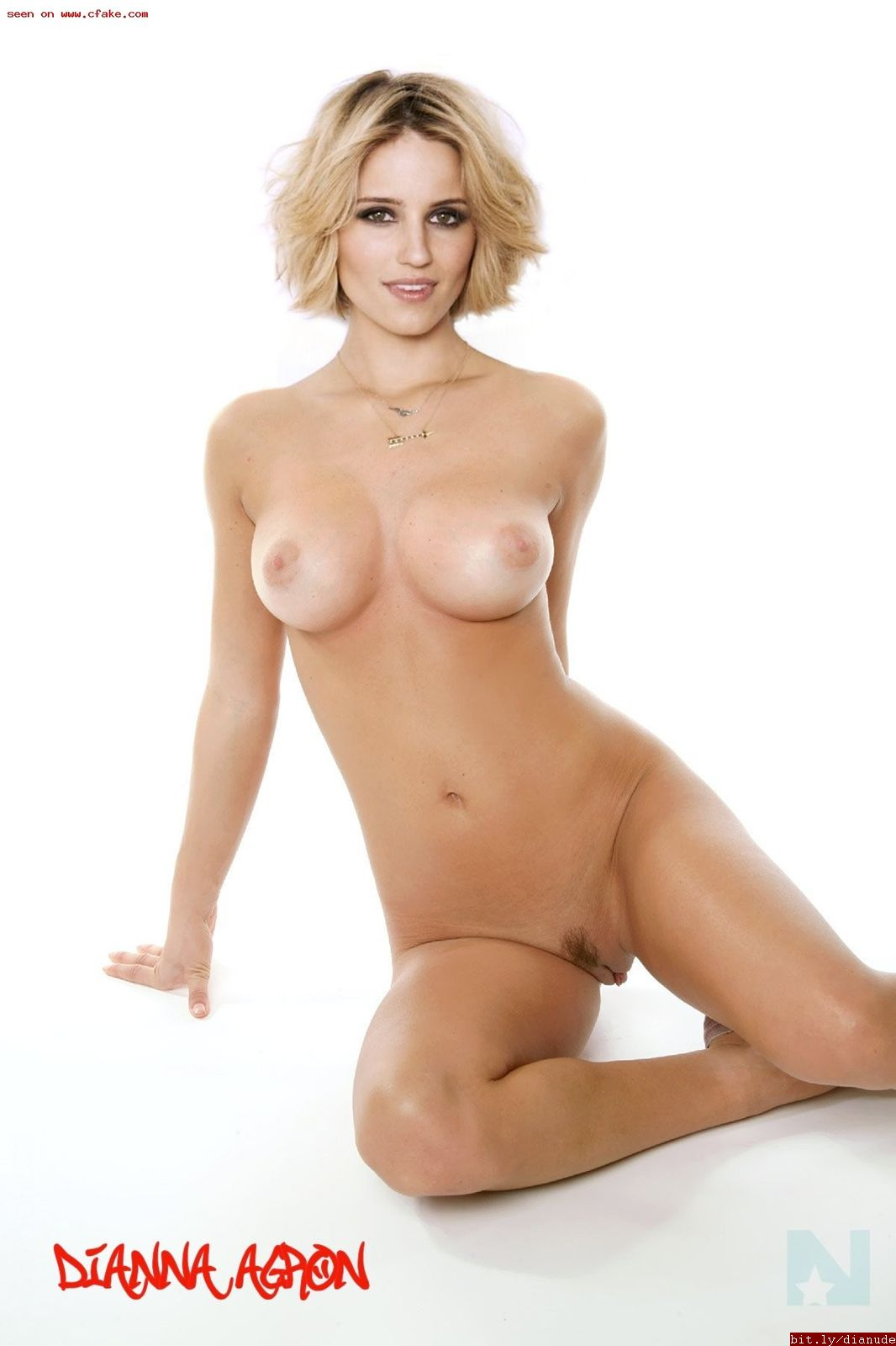 nude pics of dianna agron