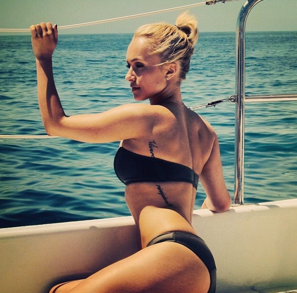 Hayden Panettiere leaked nude