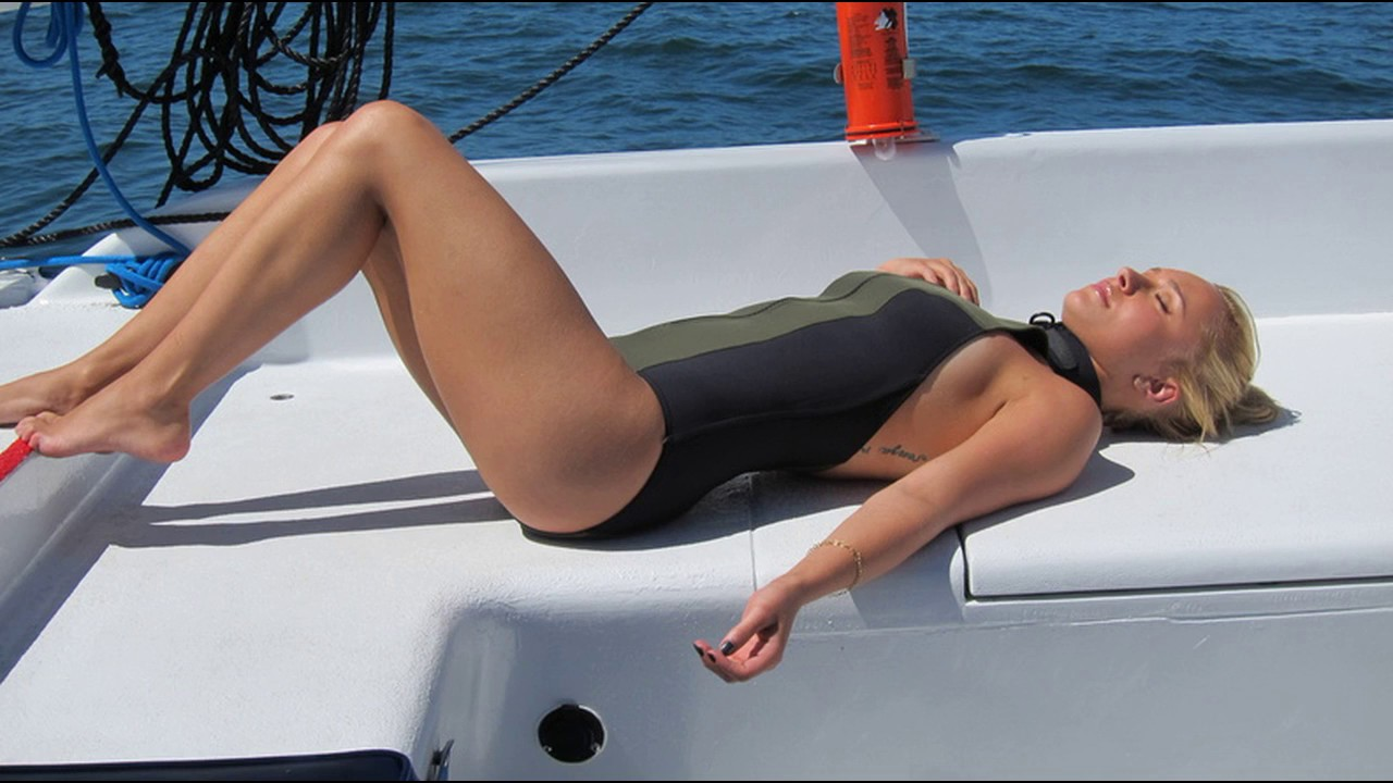 Hayden Panettiere nice tits