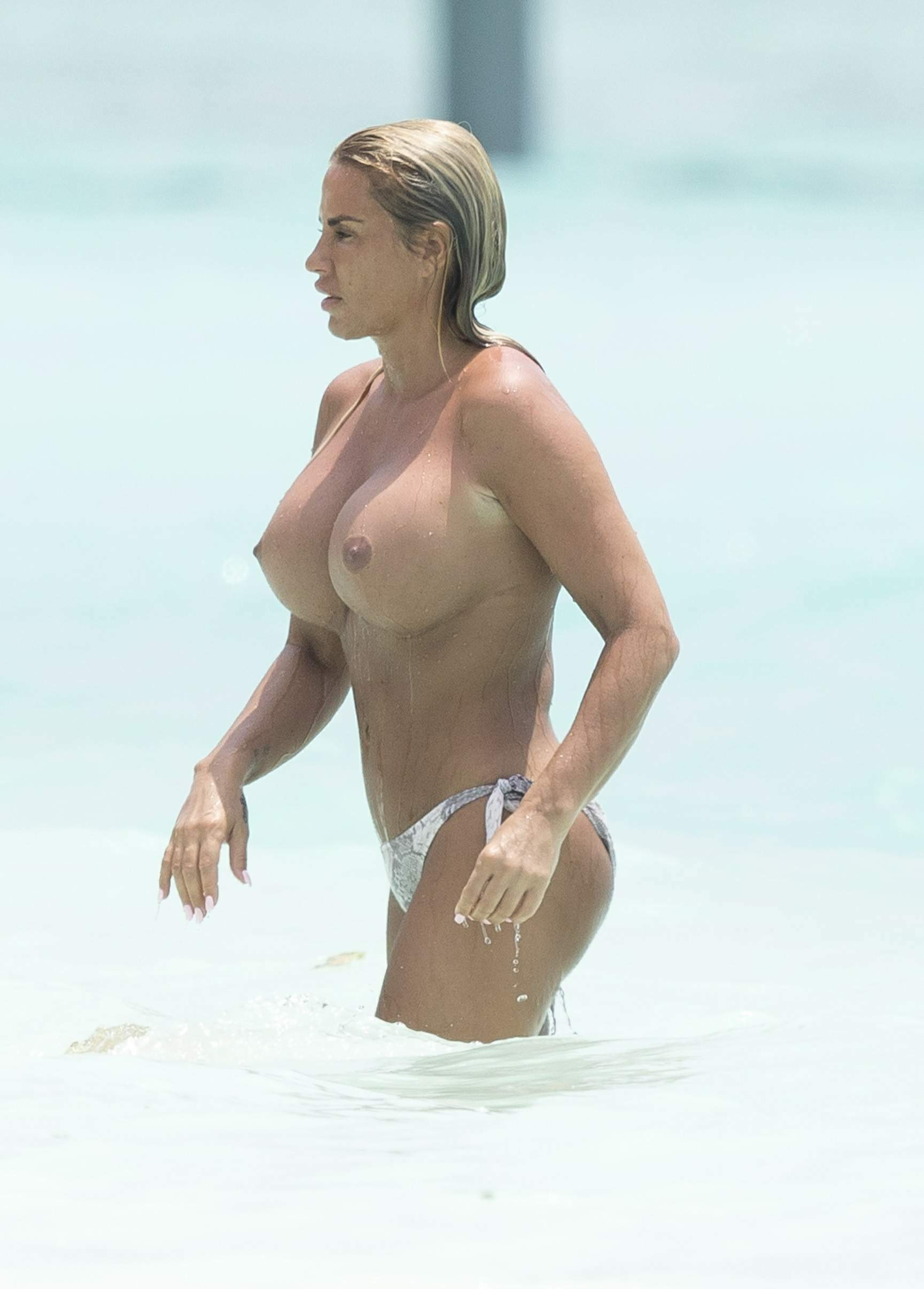 Katie Price big boobs