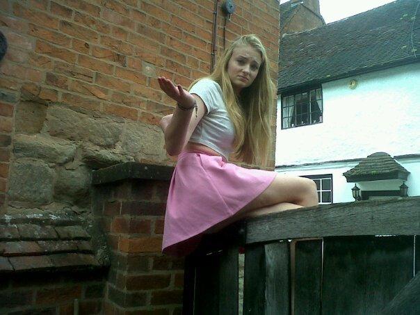 Sophie Turner ass