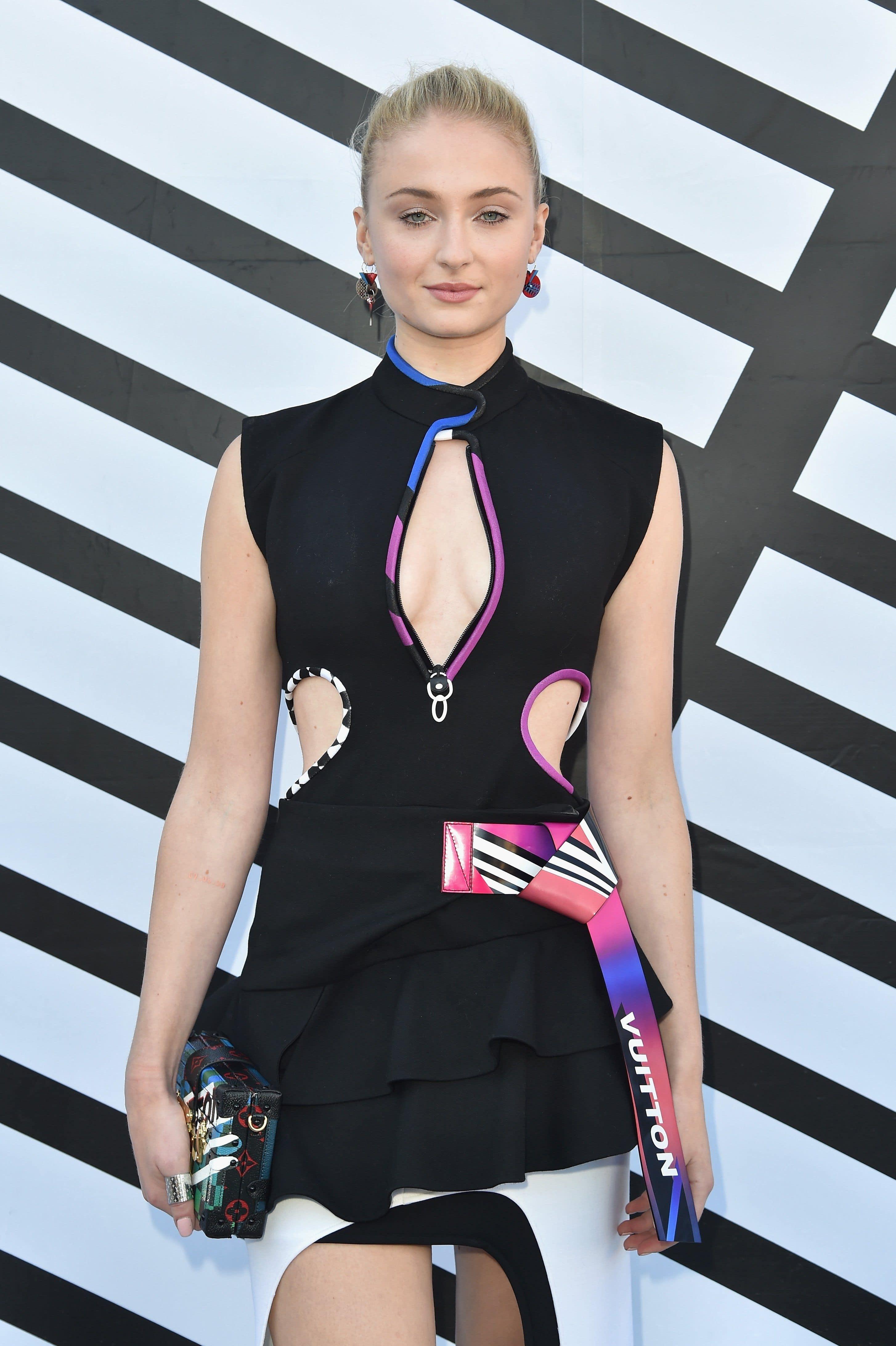 Sophie Turner fucked hard