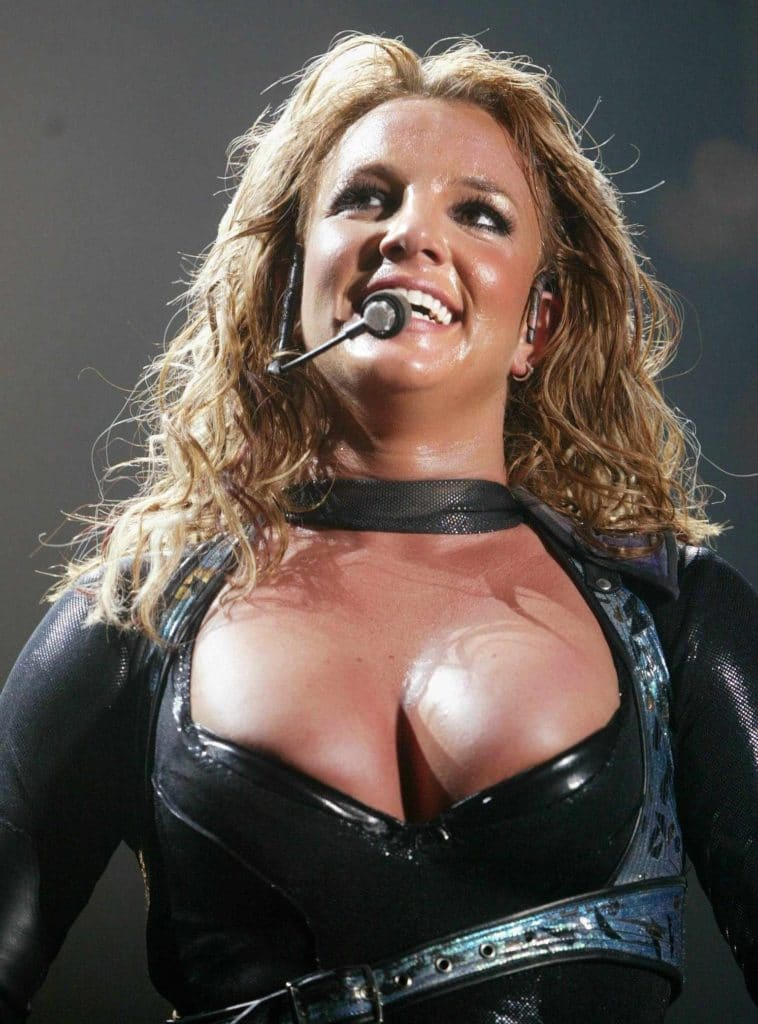 Porno Britney Spears