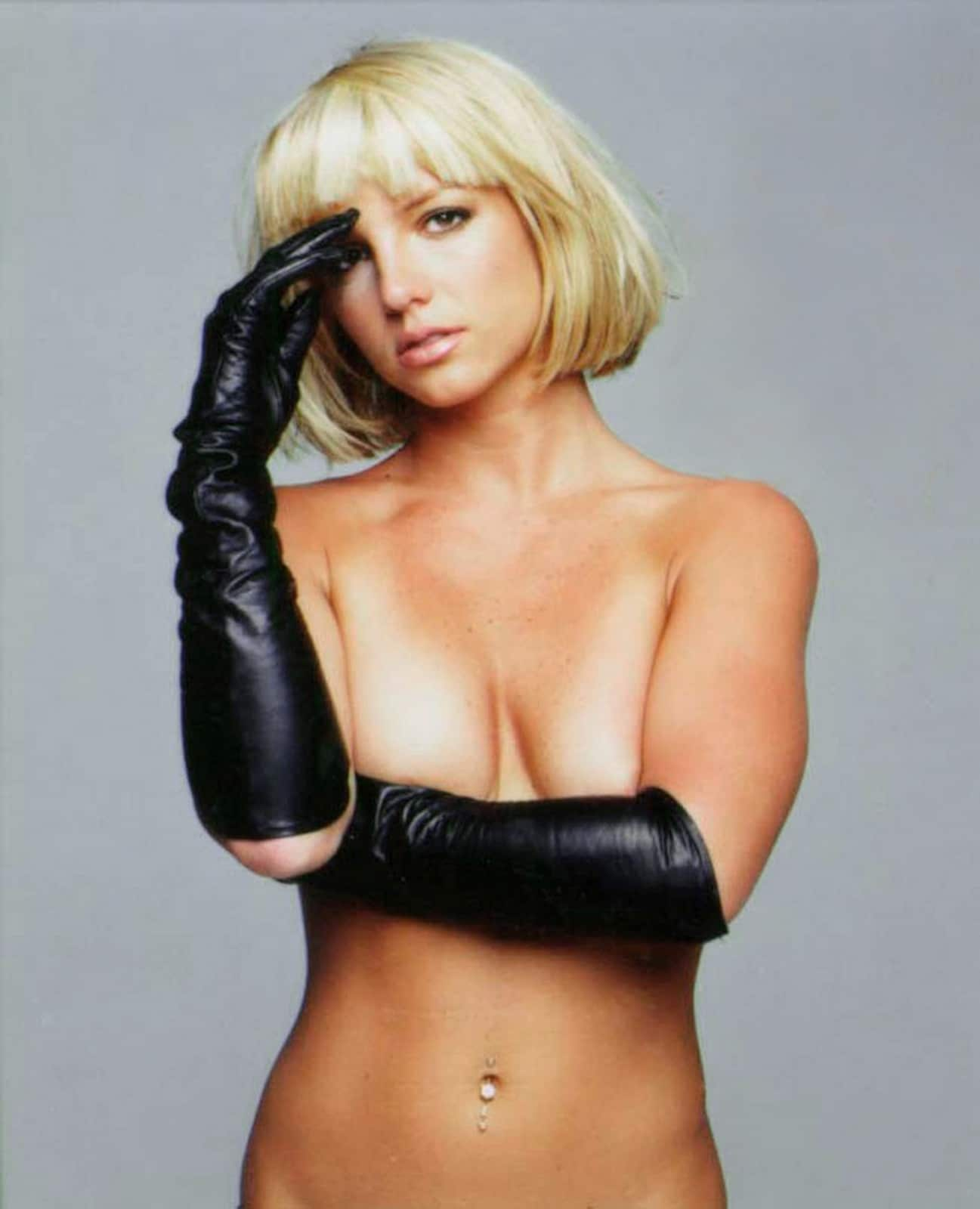 images of britney spears nude