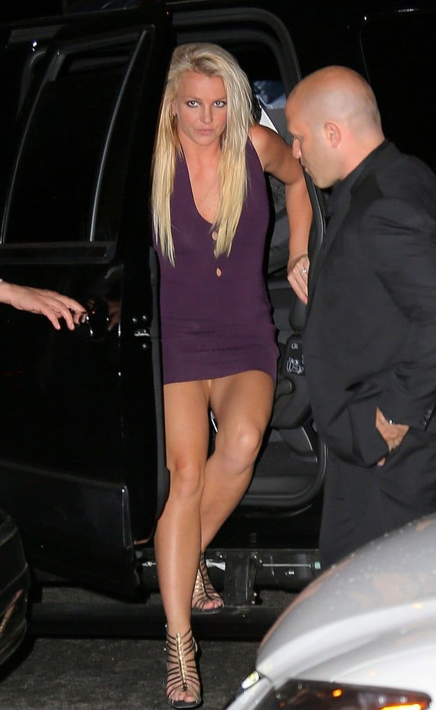 Possible britney no nude underwear essence