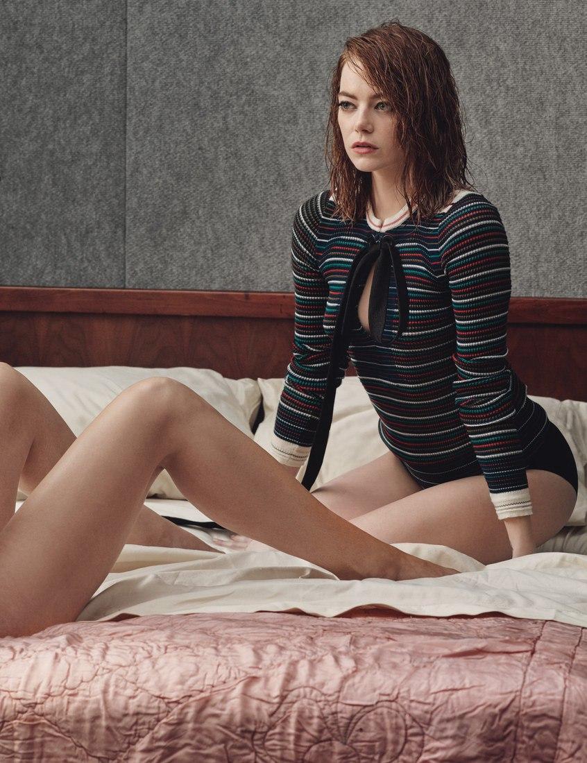 Emma Stone leaked nude
