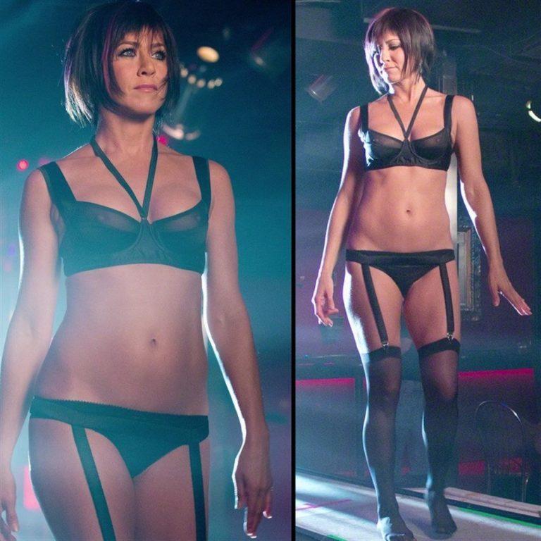 Jennifer Aniston booty