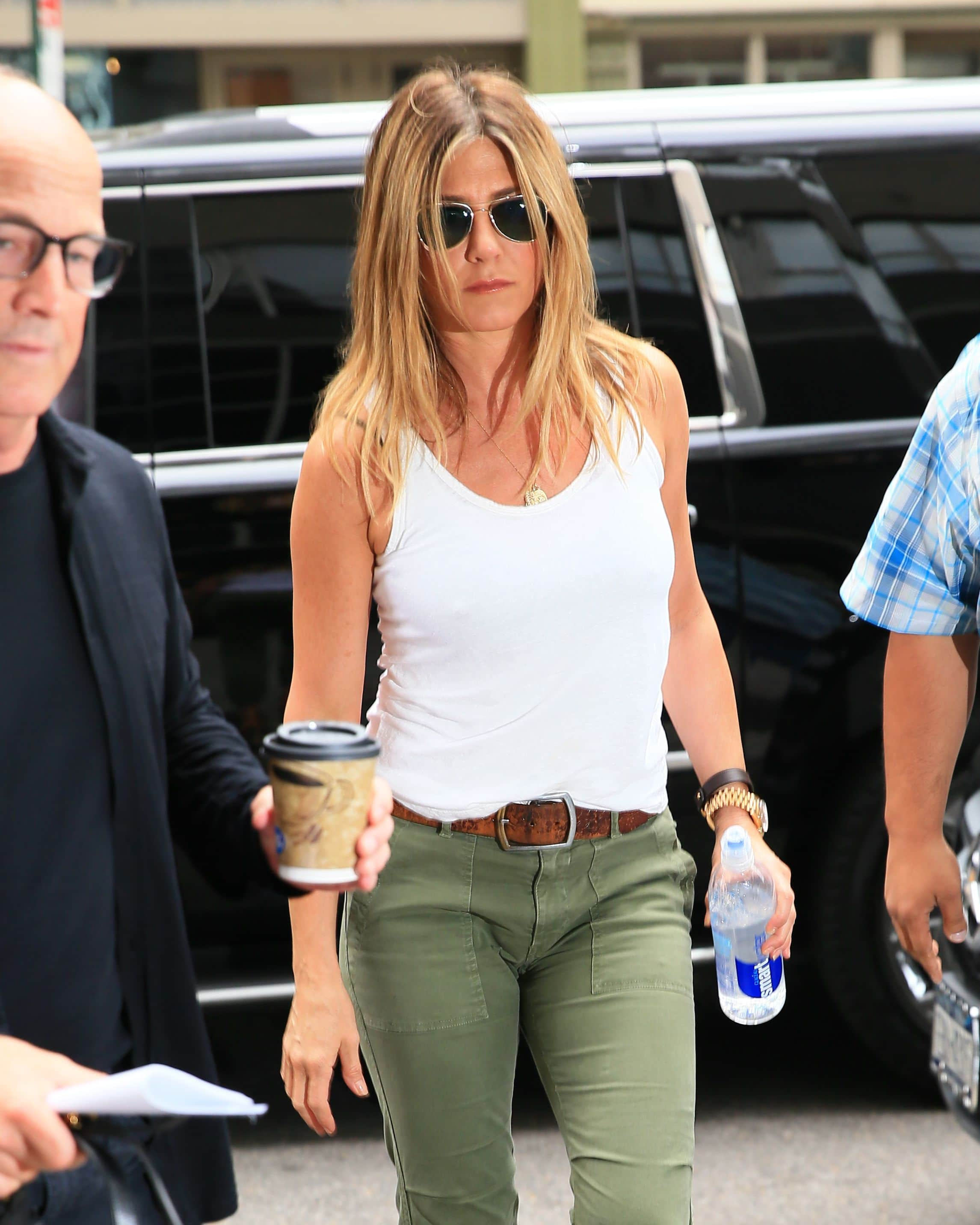 Jennifer Aniston nice tits