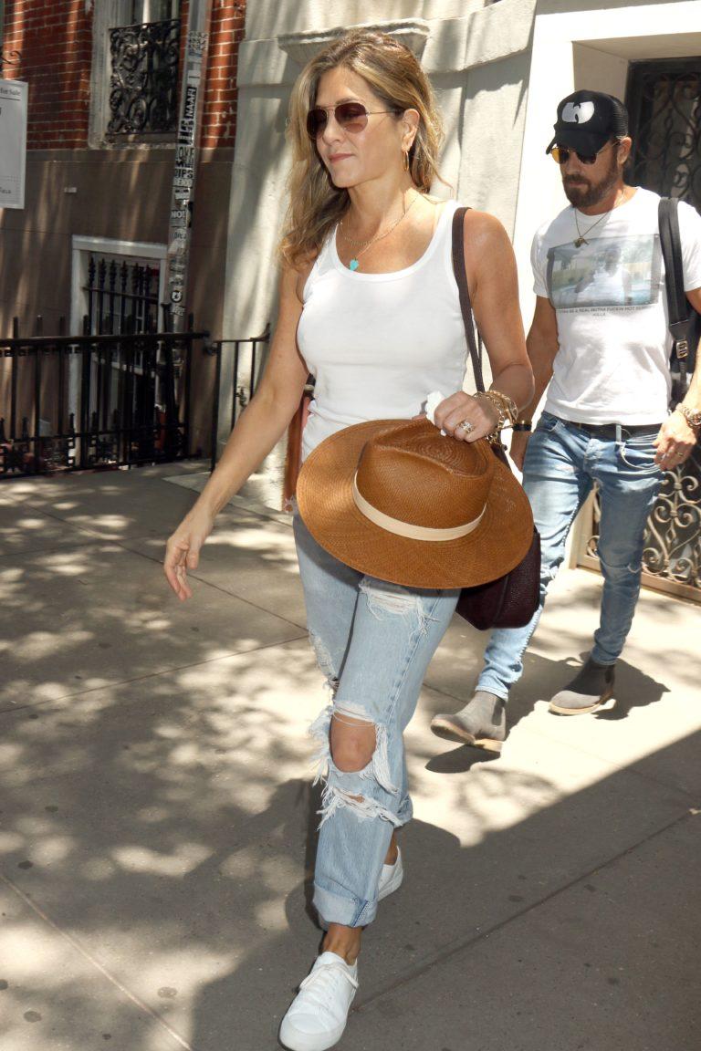 Jennifer Aniston photoshoot