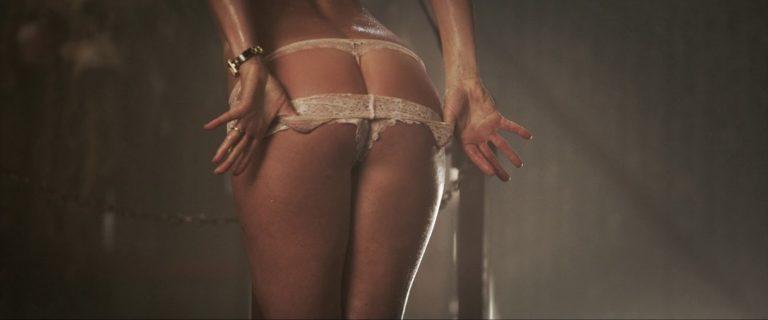 Jennifer Aniston lingerie panty peel