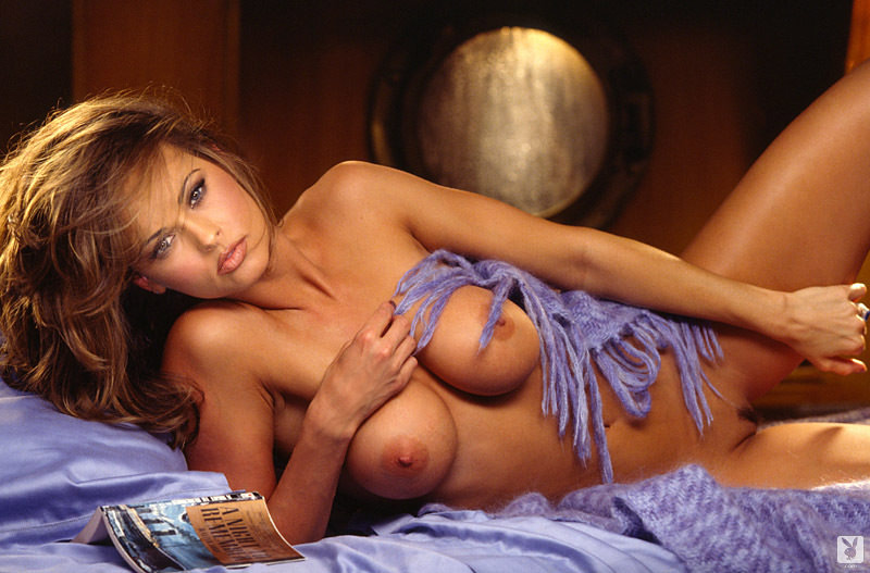 Karen McDougal hot boobs