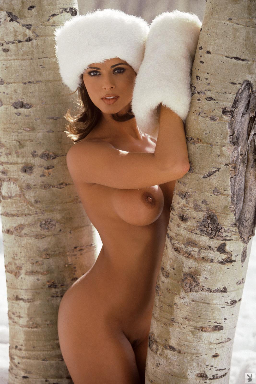 Karen McDougal nude boobs