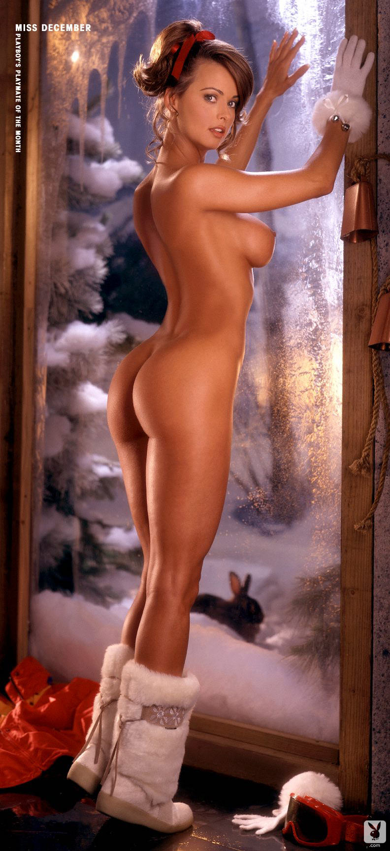 Karen McDougal sexy naked
