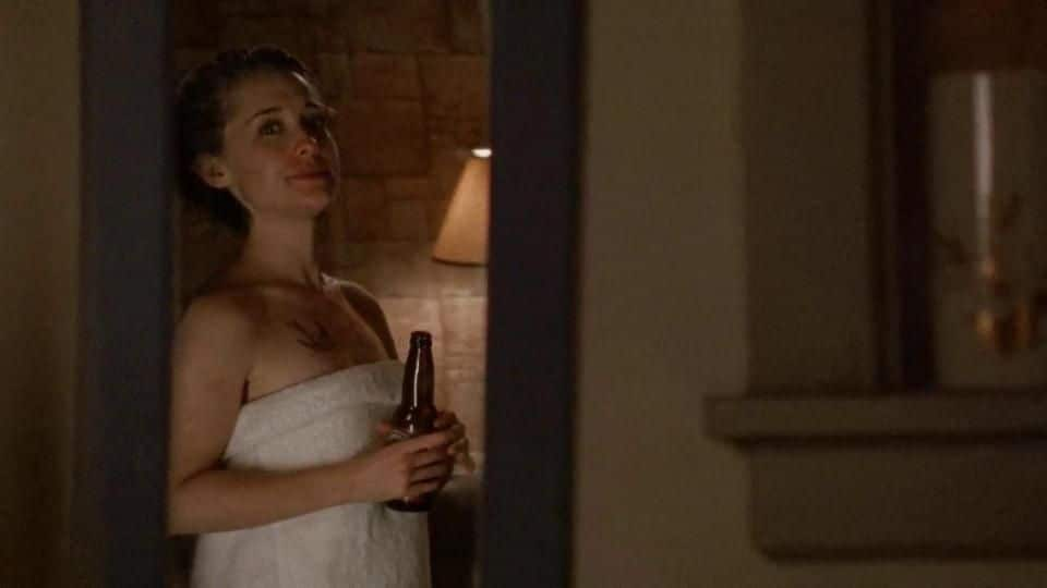 Allison Mack nude pics in Marilyn film (6)
