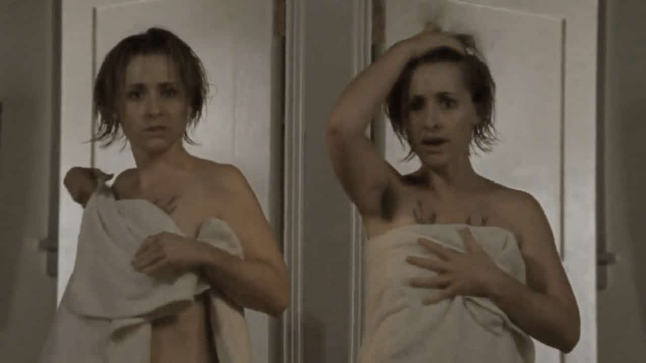 Allison Mack nude pics in Marilyn film (7)
