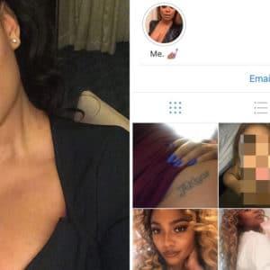 Teairra Mari Sex Tape — Sucking Dick on Her Hacked Instagram!