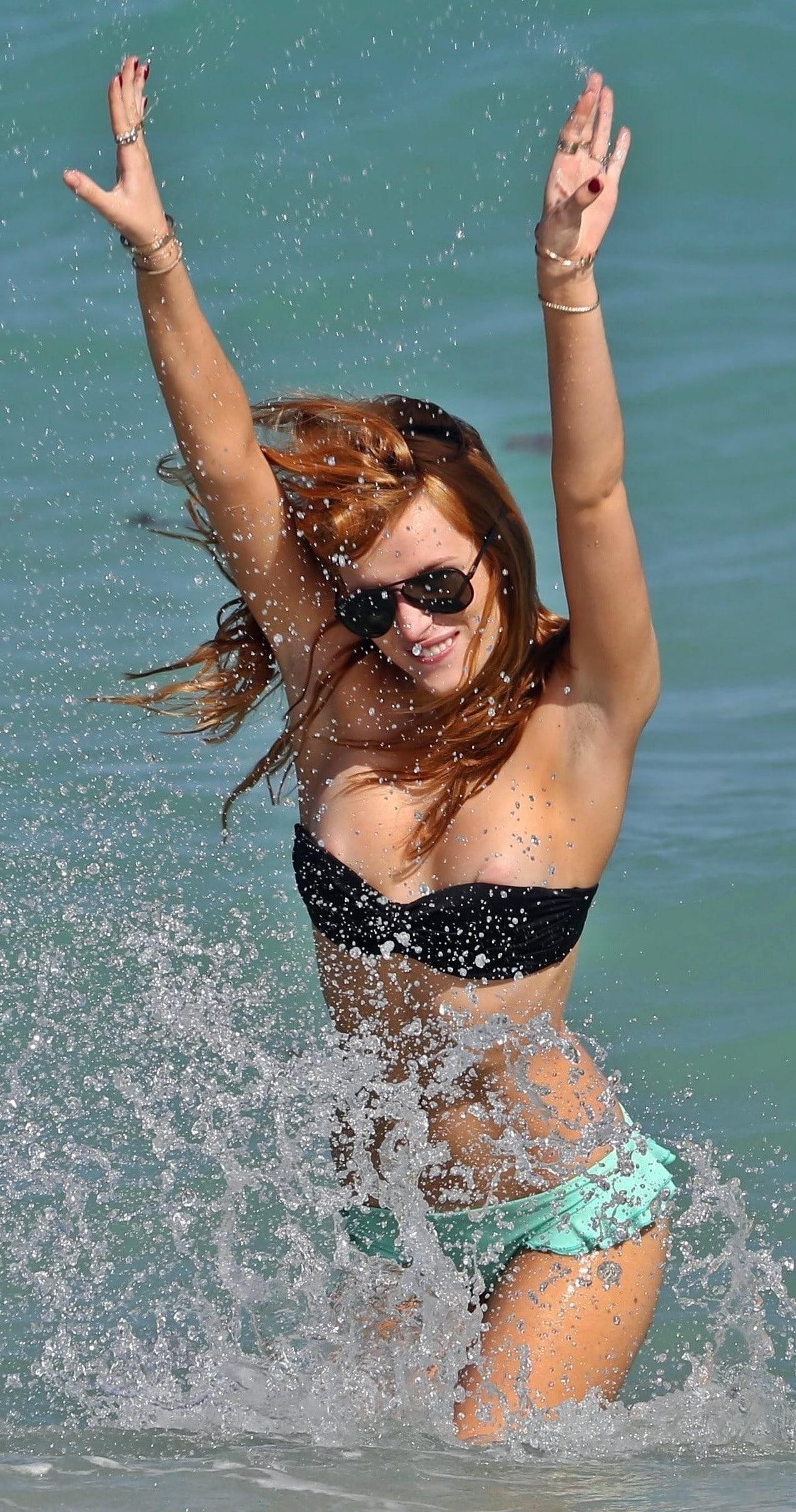 Bella Thorne big boobs