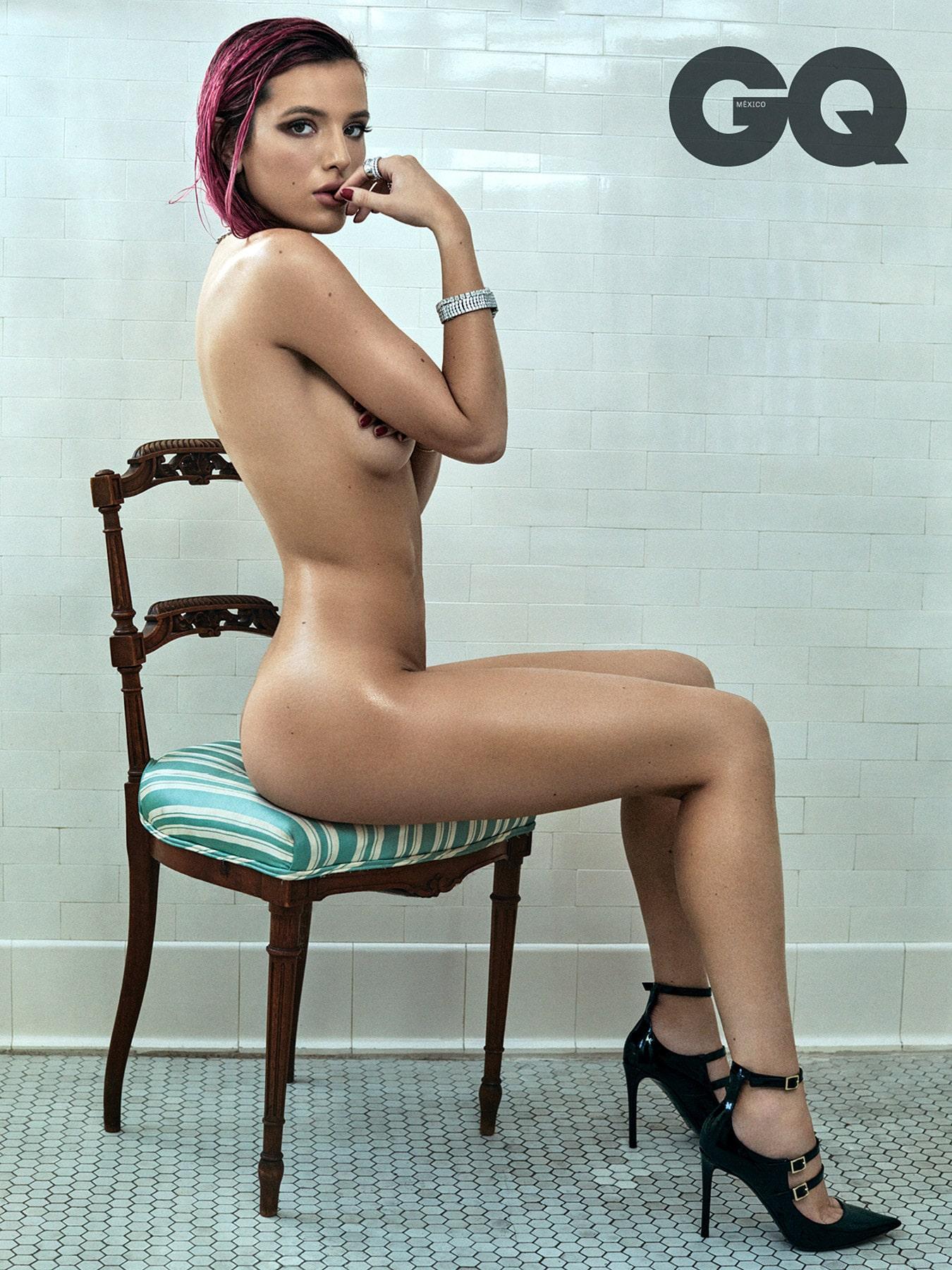 Bella Thorne sex