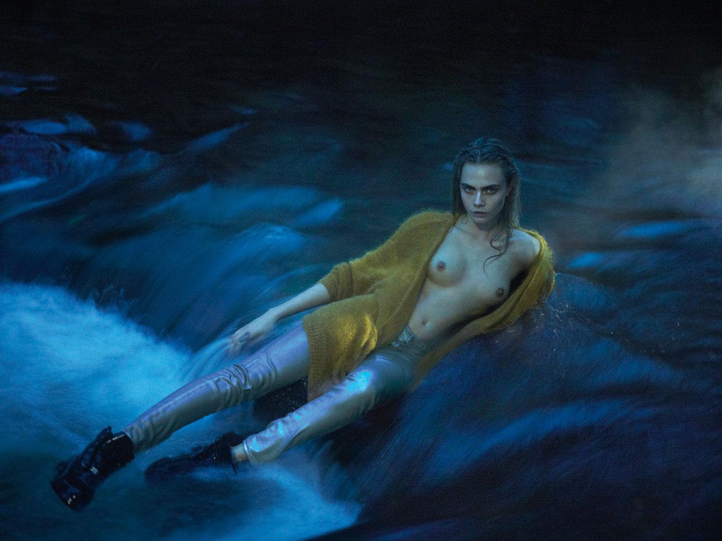 Cara Delevingne leaked naked