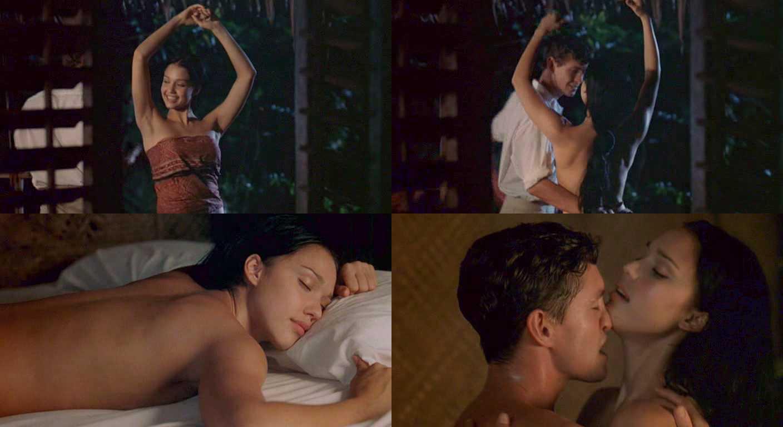 Jessica alba sex scene in the silent dictionary