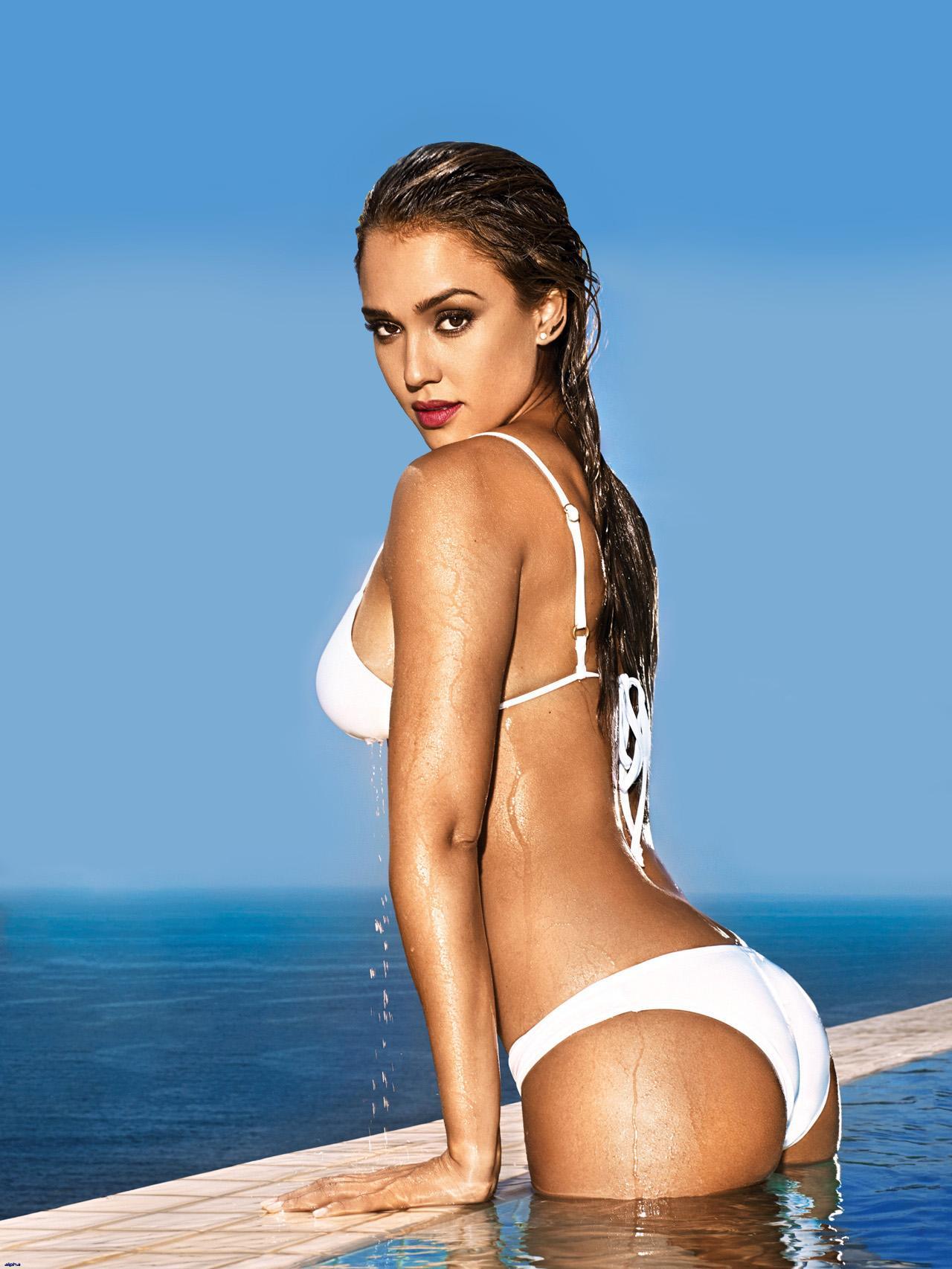 Jessica Alba leaked naked