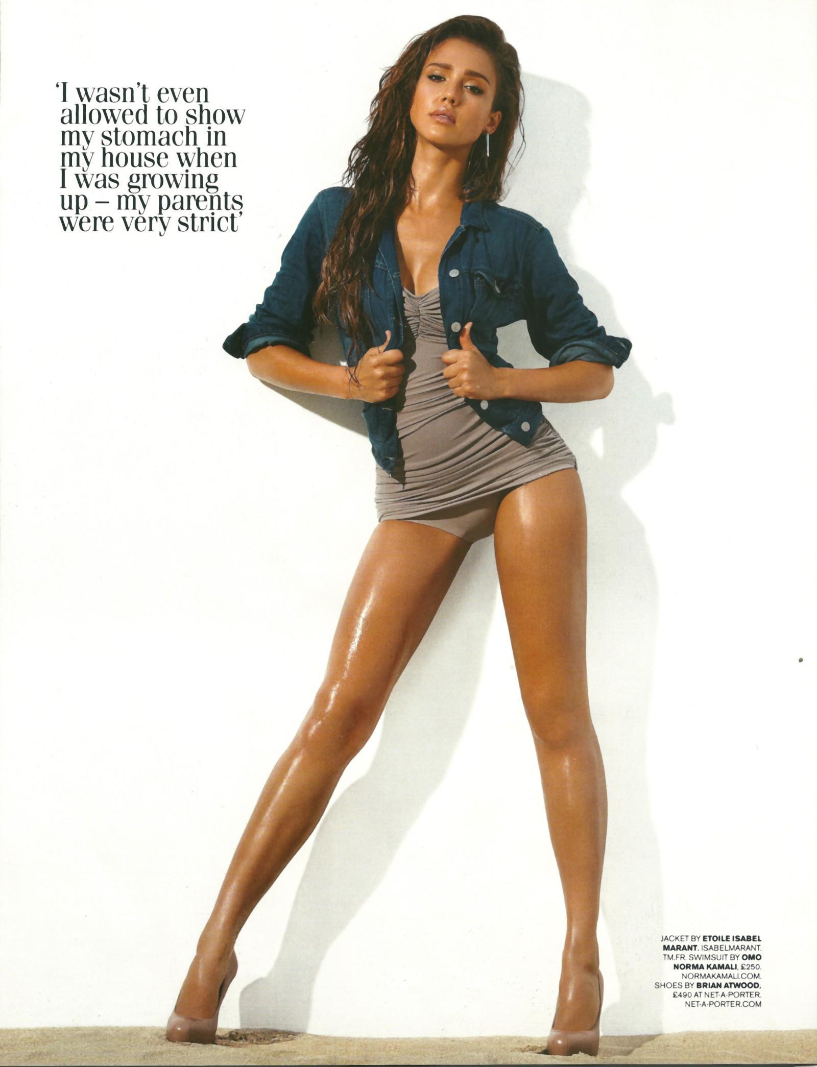 Jessica Alba sex pic