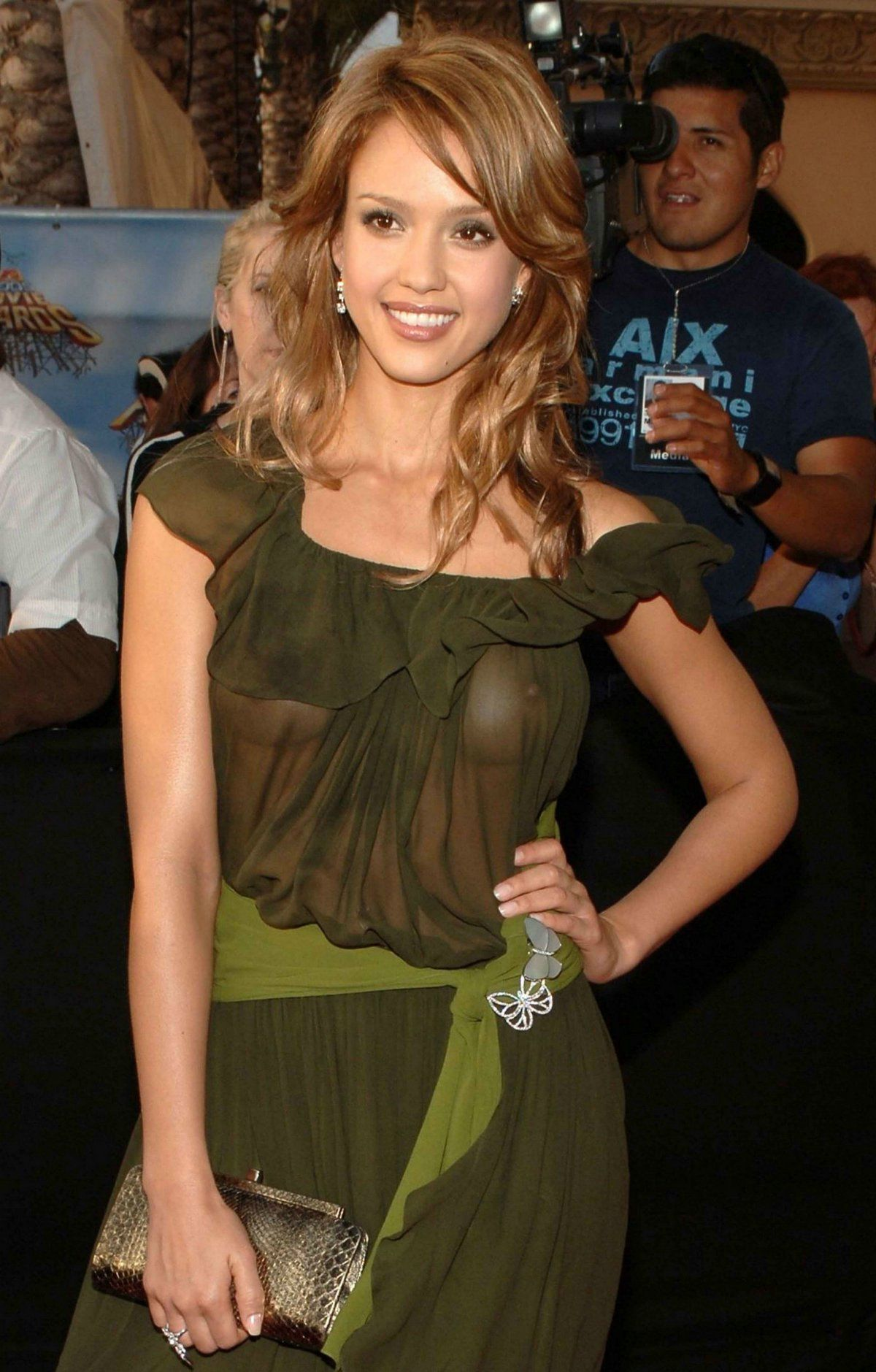 Nude Celebrity Jessica Alba Pictures and Videos