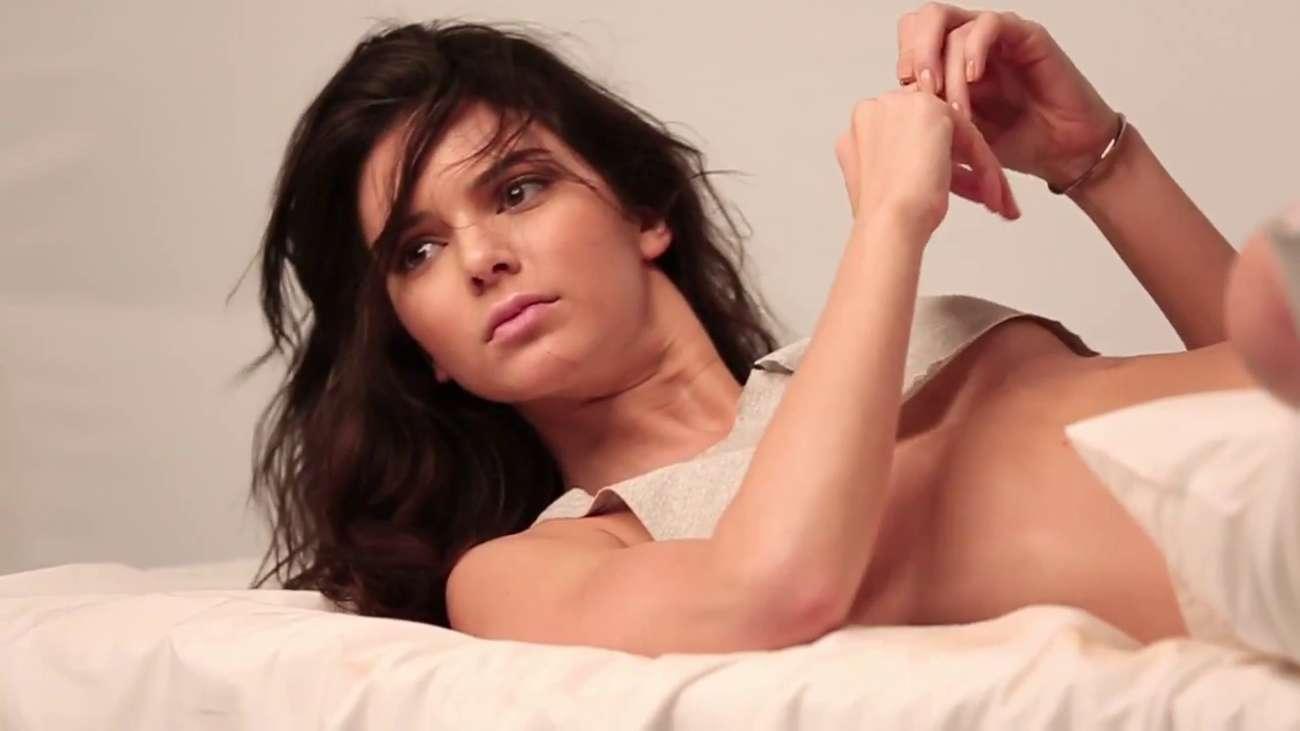 Kendall Jenner big boobs