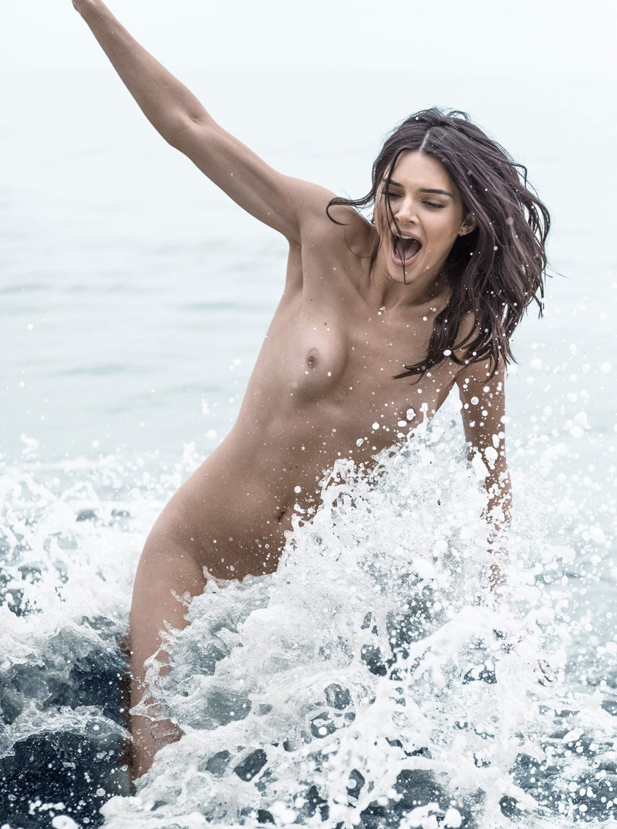 Kendall Jenner nude pic