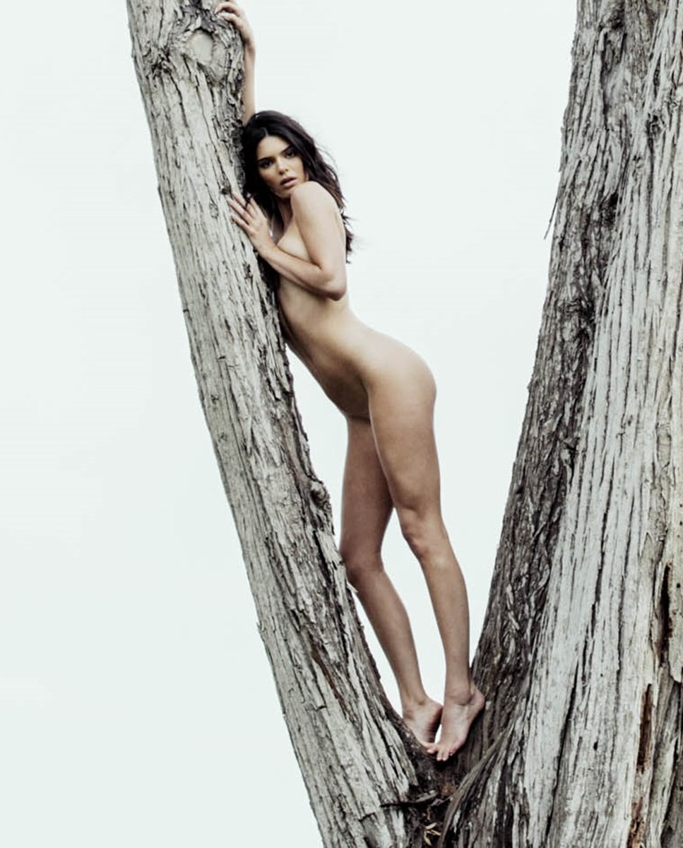 Kendall Jenner doggystyle