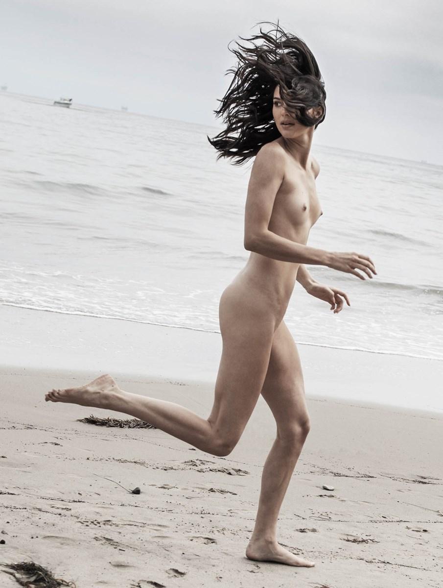 Kendall Jenner hot boobs