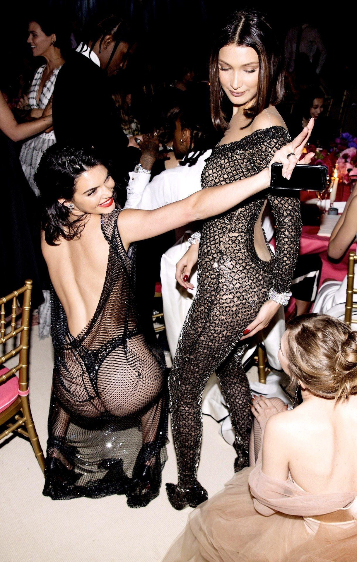 Kendall Jenner leaked booty