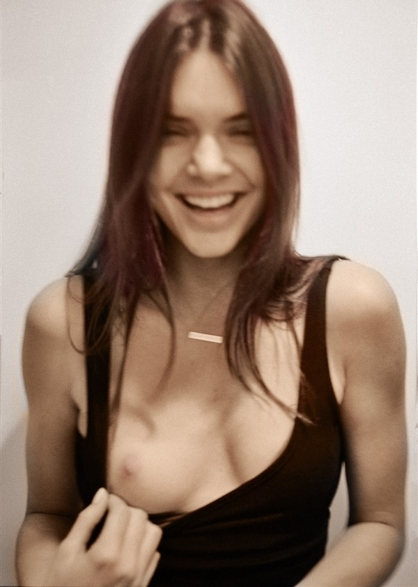 Kendall Jenner sexy naked