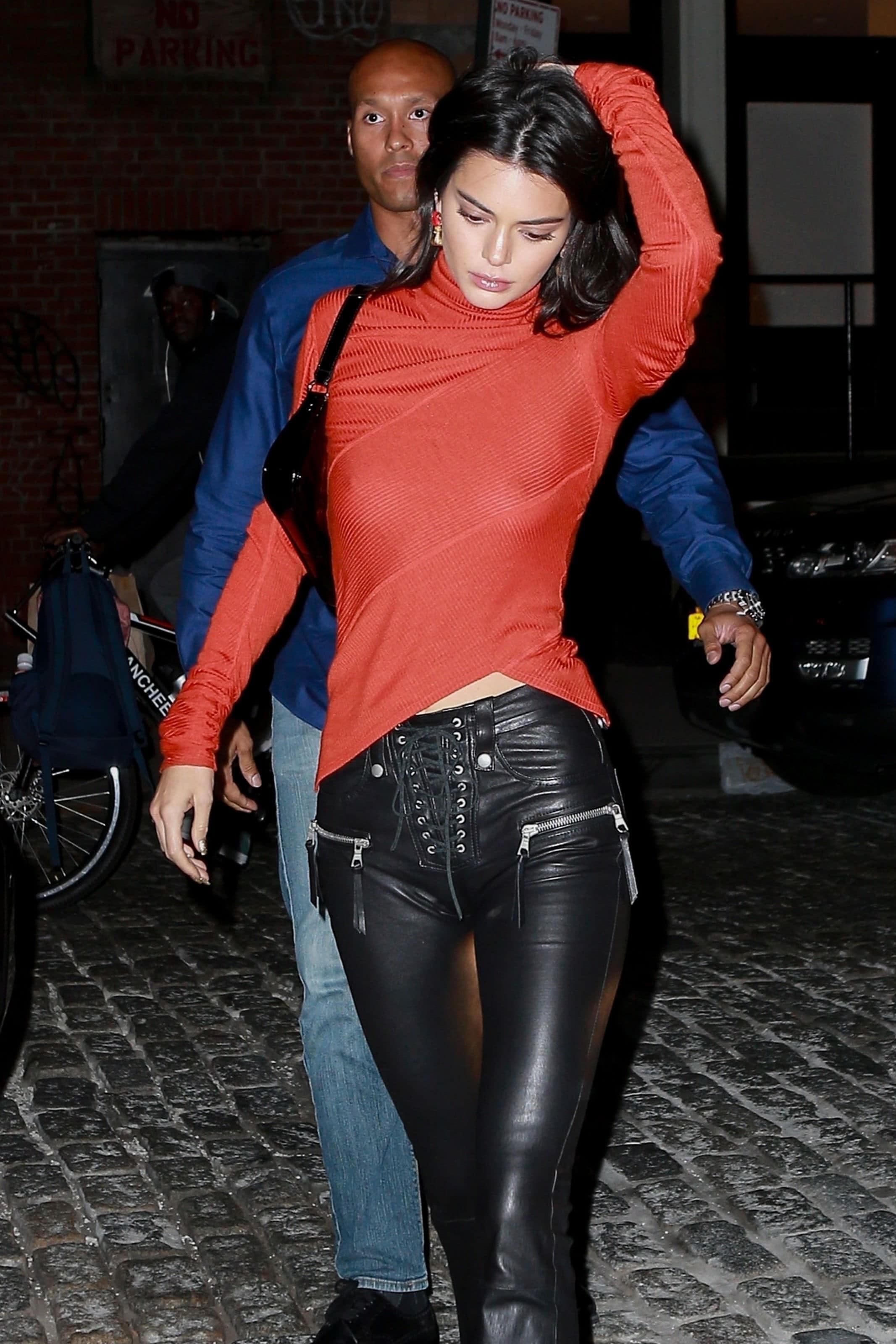 Kendall Jenner nips