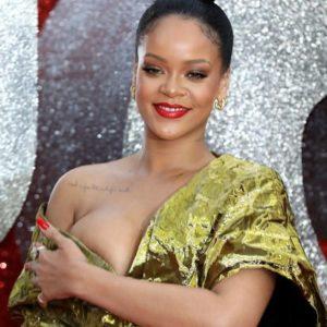 Rihanna leaked naked