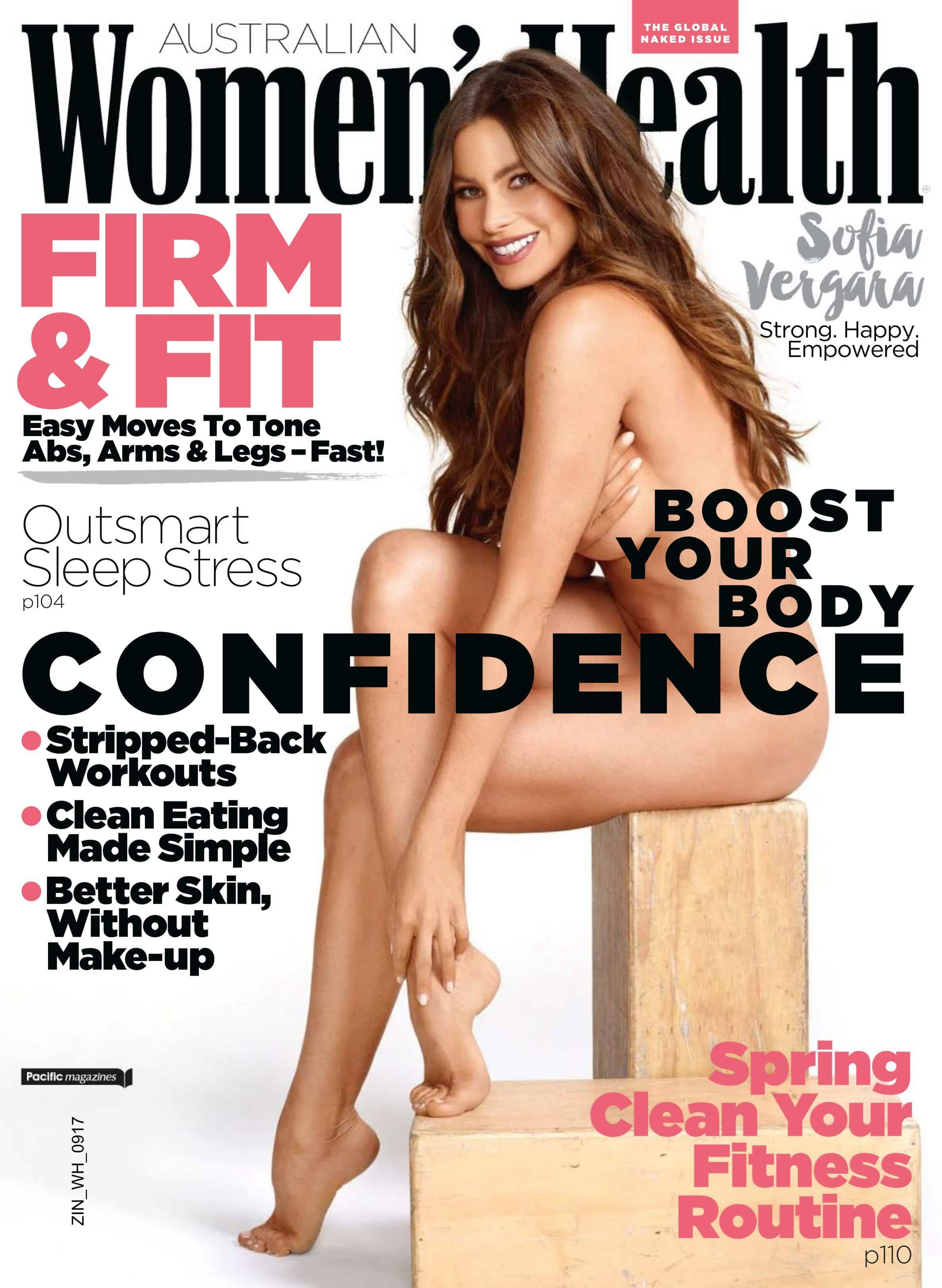 Sofia Vergara sexy naked