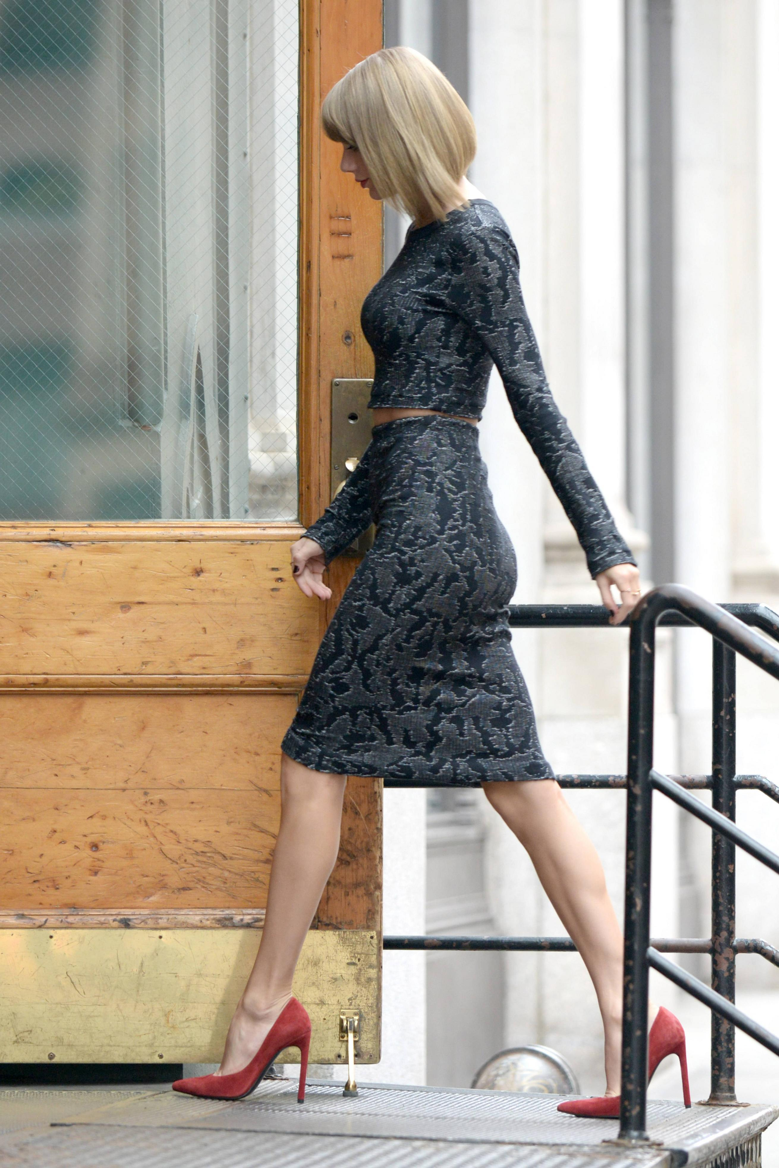 Taylor Swift leaked naked