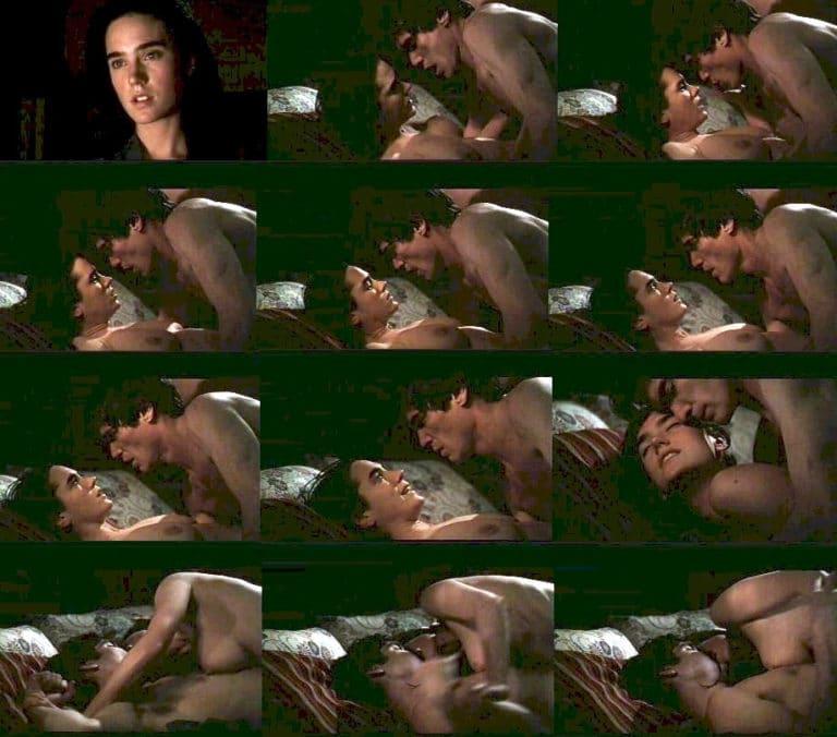 jennifer connelly nude sex scene