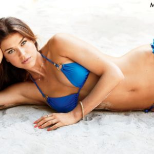 Adrianne Palicki boobs show