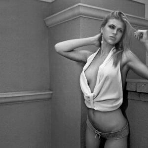 Adrianne Palicki hard nipples