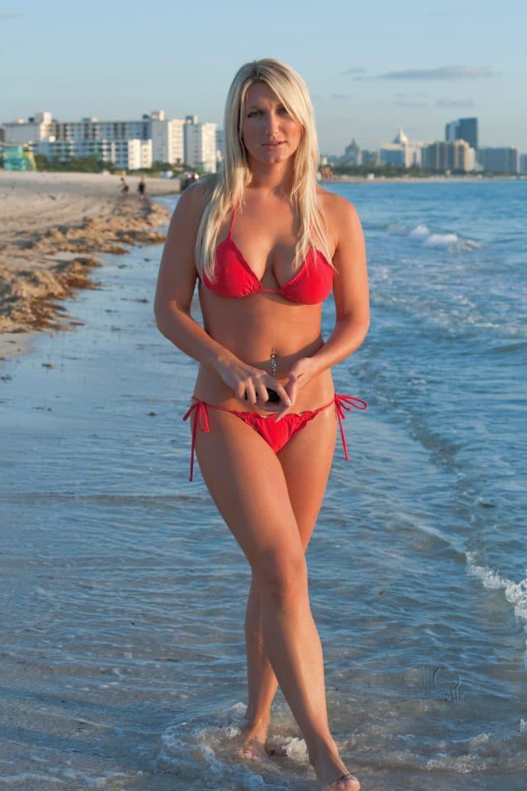 Brooke Hogan pussy