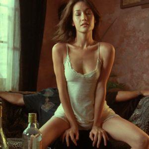 Maggie Q undressed