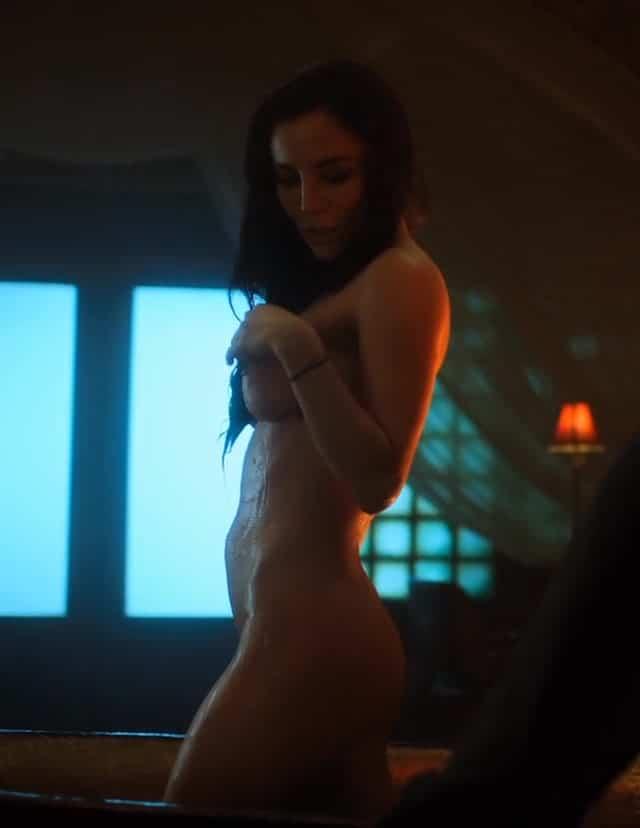 Ortega naked