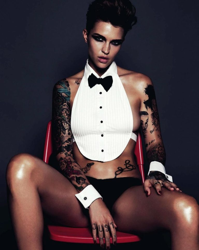 Ruby Rose fucked